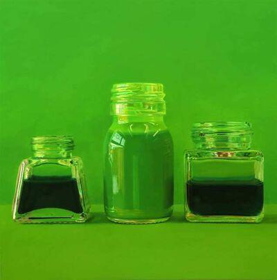 Javier Banegas, 'Green', 2019