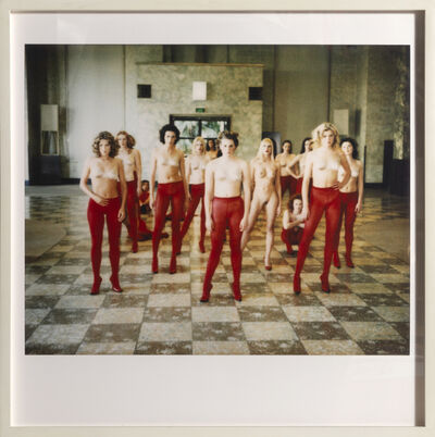 Vanessa Beecroft, 'Museum of Contemporary Art, Sydney Australia', 2000