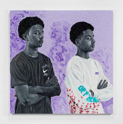 Otis Kwame Kye Quaicoe, 'Davonni & Xavier', 2021