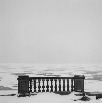 Michael Kenna, 'Royal Balcony, Peterson, Russia', 1999