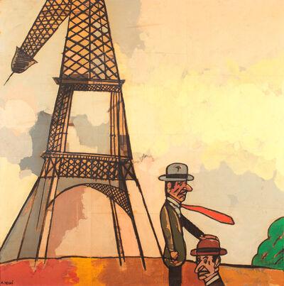 Antonio Seguí, 'La tour Eiffel', 1984