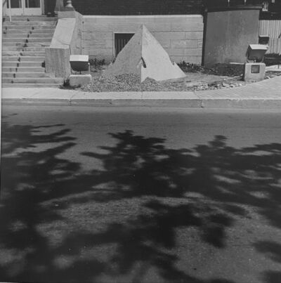 Charles Gagnon, 'Untitled (site)', 1977