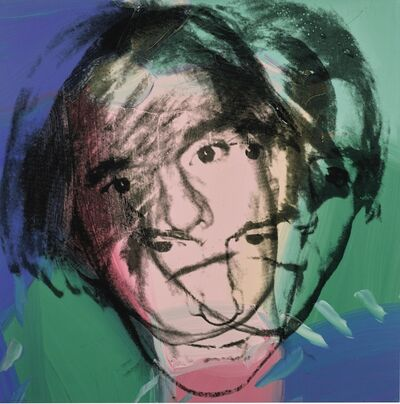 Andy Warhol, 'Self-Portrait', 1978