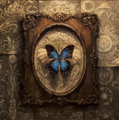 Lindsey Kustusch, 'Papilo Ulysses', 2016