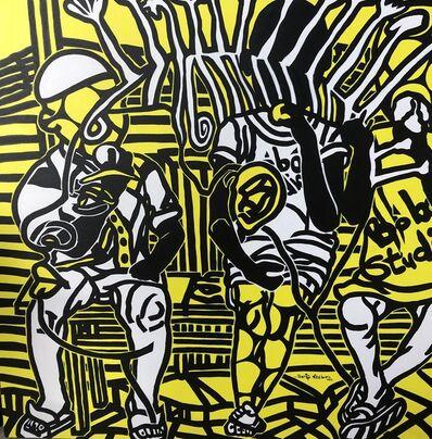 Boris Nzebo, 'Place of exchange', 2020
