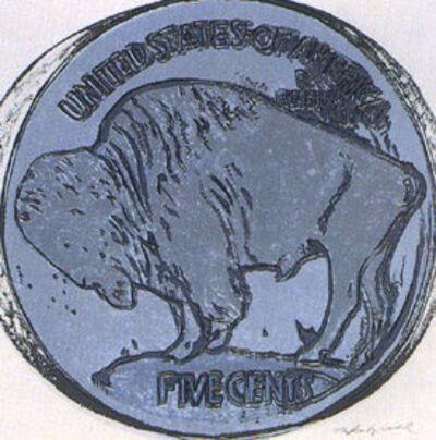 Andy Warhol, 'Buffalo Nickel FS374 (trial proof)', 1986