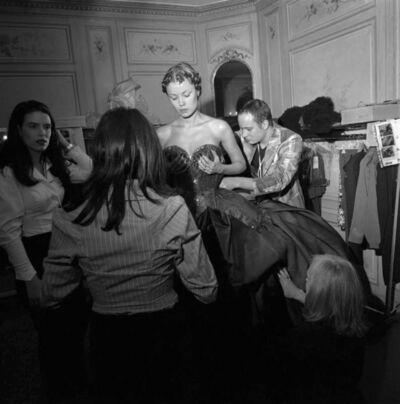 Larry Fink, 'Vivienne Westwood, Tatiana Sorokko, Paris,', 1998