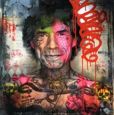 BNS, 'Jailbird Jagger', 2016