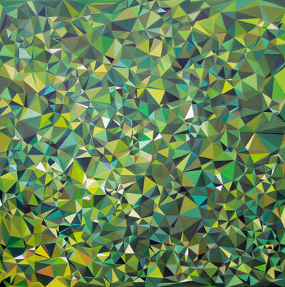 Jamie Martinez, 'Verde', 2017