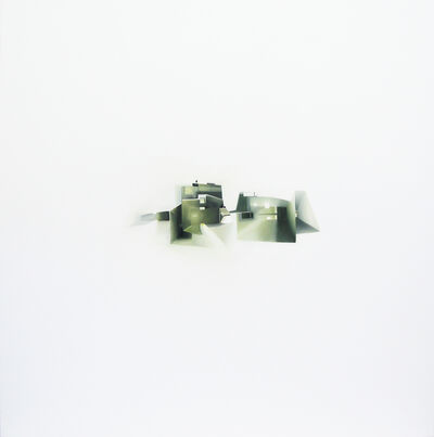 Magalie Comeau, 'Multiples directions de l'espace suspendu', 2010