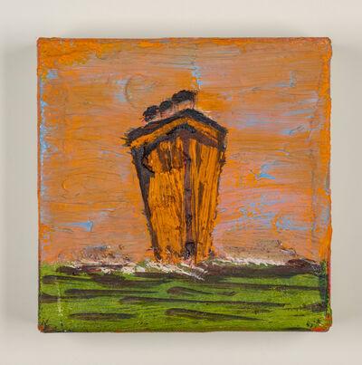 Katherine Bradford, 'Liner As Woodblock', 2009