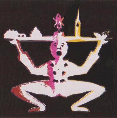 Andy Warhol, 'Hans Christian Andersen (FS II.400)', 1987
