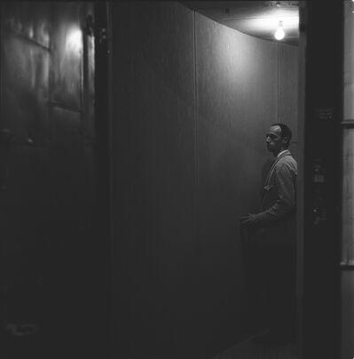 Robert Morris, 'Untitled (Passageway)', 1961