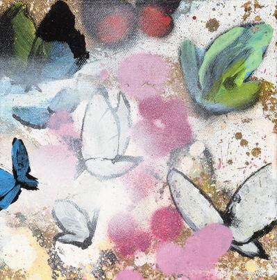Xenz, 'Butterfly Mosaic', 2009