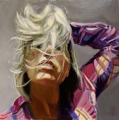 Ellen Starr Lyon, 'Tousled', 2020