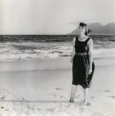 Rosalind Solomon, 'Shark Beach, Capetown, South Africa', 1988