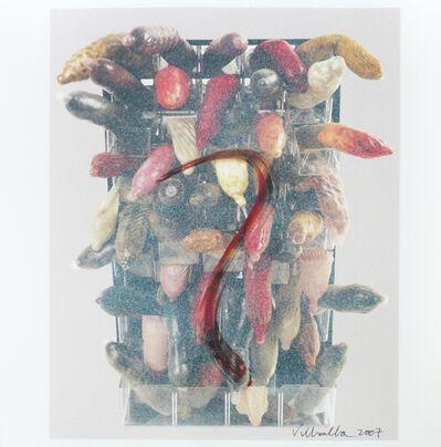 Dario Villalba, 'Naturaleza Muerta con florero', 2007