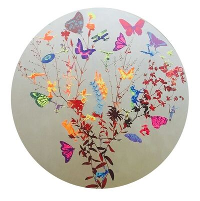 Jacky Tsai, 'Floral Play 3', 2014