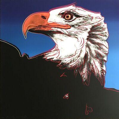 Andy Warhol, ''Bald Eagle'', 1983
