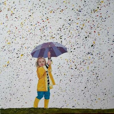 Julian Martinez, 'Paint Rain I', 2018