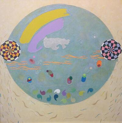 Cynthia Bickley, 'Cloudy Calm 6:40 AM', 2013