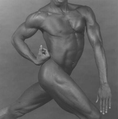Robert Mapplethorpe, 'Derrick Cross', 1982