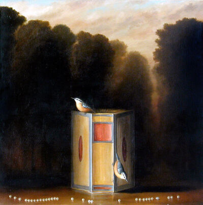 David Kroll, 'Book and Pearls', 2003