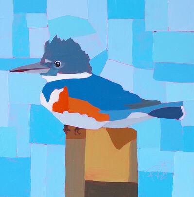 Cynthia Reid, 'Kingfisher', 2019