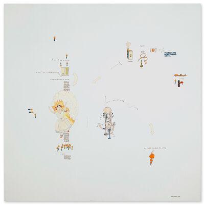 Gianfranco Baruchello, 'Nuove letture edificanti', 1972