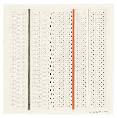 Bice Lazzari, 'Untitled', 1968