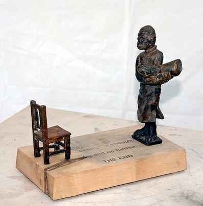 Guy du Toit, 'Dumbwaiter the end', 2006
