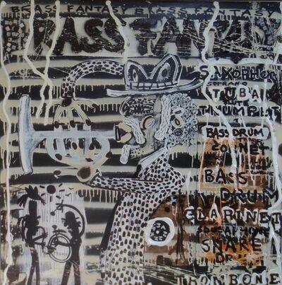 John van Orsouw, 'Brass Fantasy', 2019