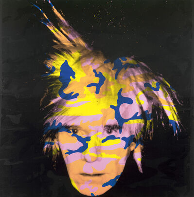 Andy Warhol, 'Self-Portrait No. 9', 1986