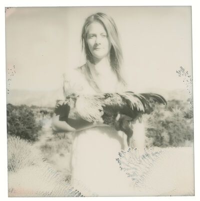 Stefanie Schneider, 'Balancing (Chicks and Chicks and sometimes Cocks)', 2018