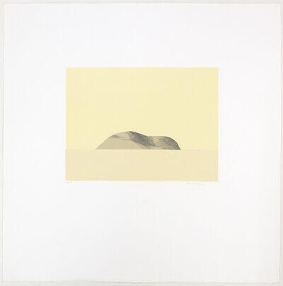 Mark Strand, 'Islands I', 1997