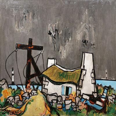 Claude Venard, 'La Chaumière', 1960-1995