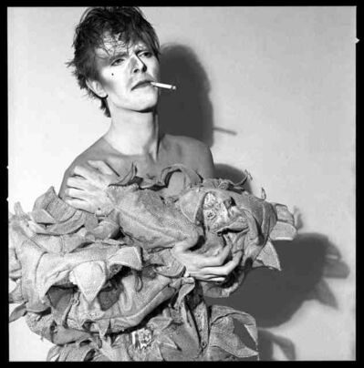 Brian Duffy, 'David Bowie: Scary Monsters (& Super Creeps), Smoking', 1980