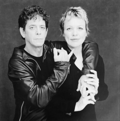 Timothy Greenfield-Sanders, 'Lou Reed and Laurie Anderson', 2000