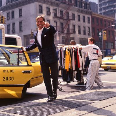 Harry Benson, 'Tommy Hilfiger, New York', 1996