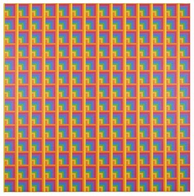 Susie Rosmarin, 'Pattern Painting #4', 2010