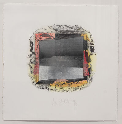 Larry Bell, 'Fraction #2238', 1996