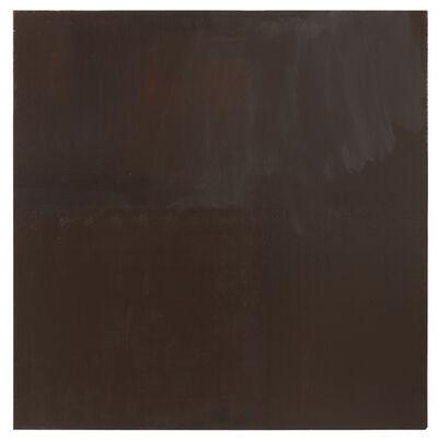 Alexander Lieck, 'Dark Brown – Marron foncé – Dunkelbraun', 2015