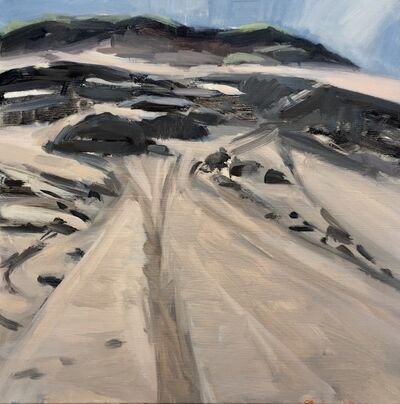 Diana Horowitz, 'Long Nook Dune II', 2017
