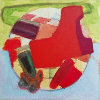 Rolf Behm, 'AMAG baggage 5', 2019