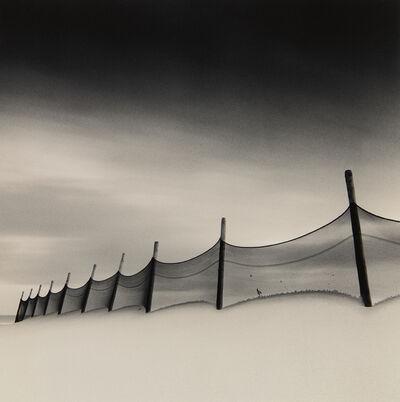 Michael Kenna, 'Wind-Swept Beach, Calais, France', 1999