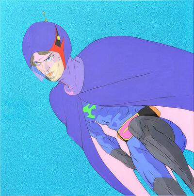 Amano Yoshitaka, 'Heros / Encounter 3', 2010