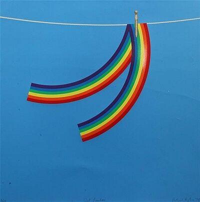 Patrick Hughes, 'Wet Rainbow', 1979