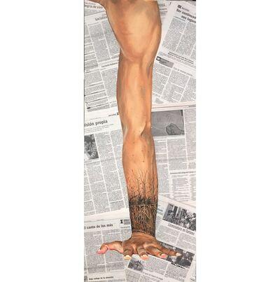 Milena Martinez Pedrosa, 'Hand Stand', 2016