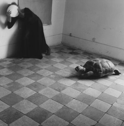 Francesca Woodman, 'Yet another leaden sky, Rome (I.143.1), May 1977-August 1978', 1977-1978