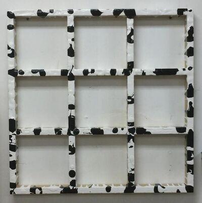 Sigfredo Chacón, 'Rejilla dalmata', 1993/2006